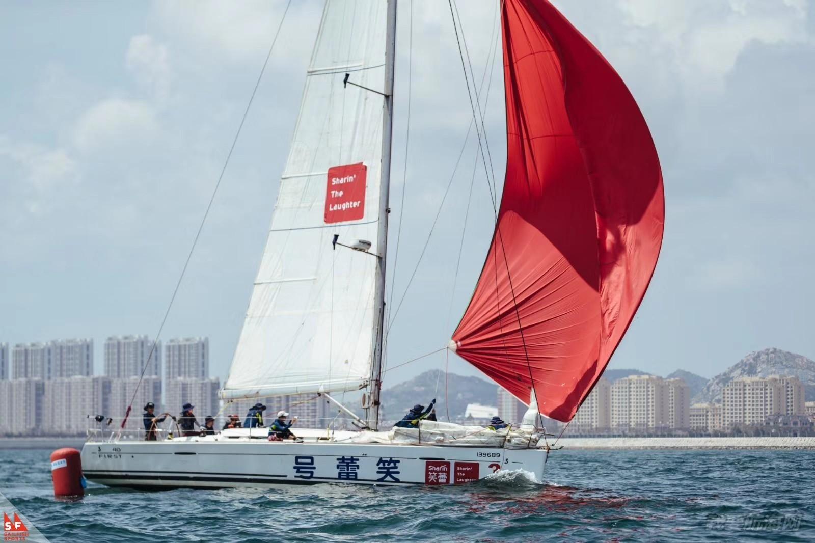 sailing——2018青岛市长杯帆船赛之体验
