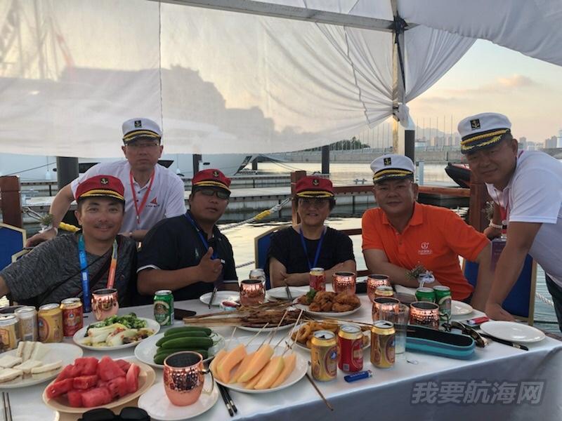 2018船东杯帆船赛