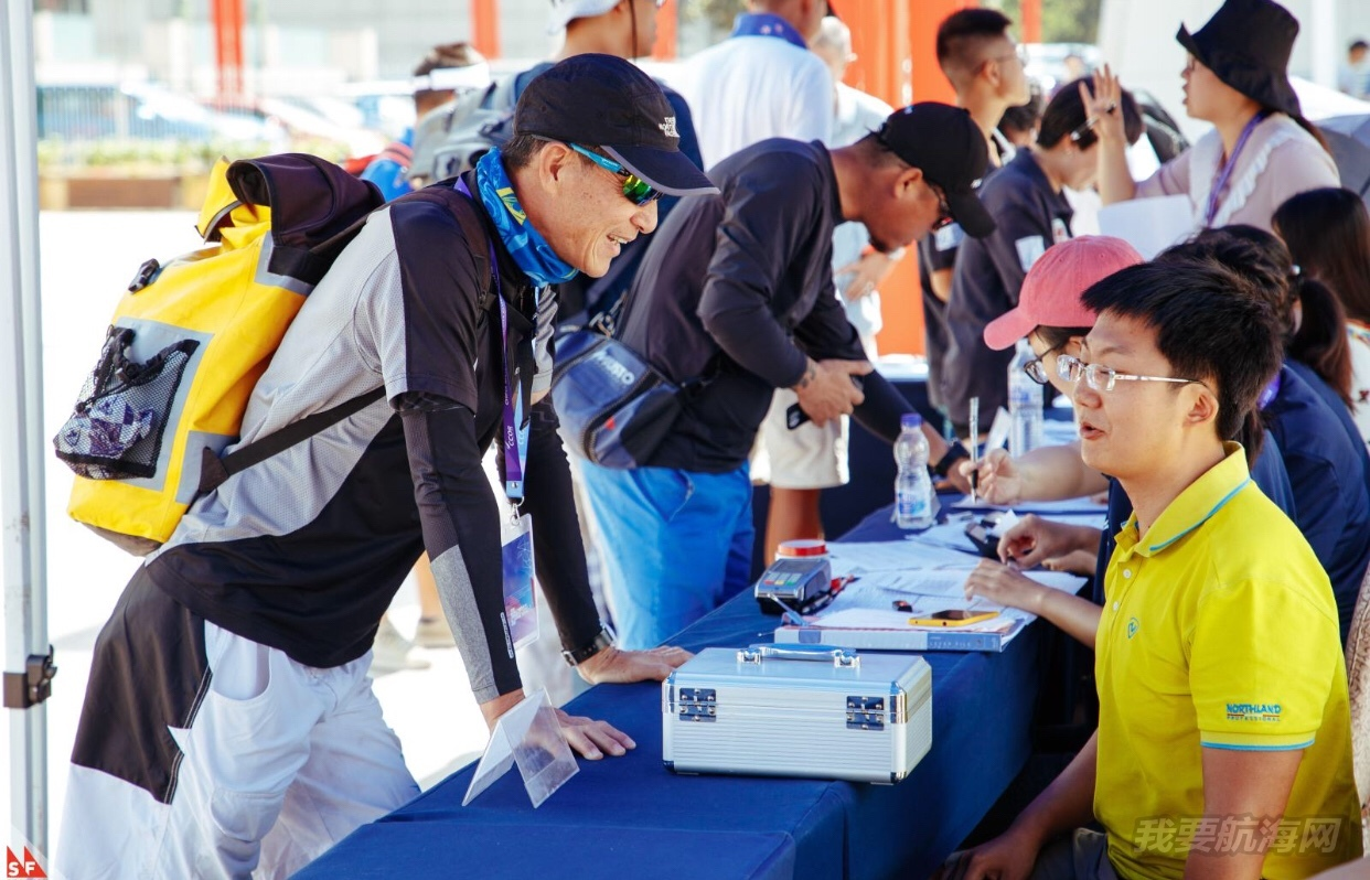 连接·创新 -2018·中体产业·城市俱乐部国际帆船赛在青岛举行
