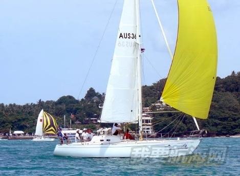 2018普吉岛泰王杯帆船赛