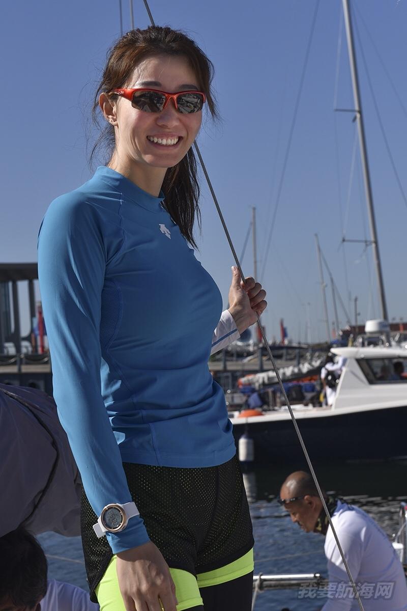 海上最靓丽的风景 - -2018 中体产业 城市俱乐部国际帆船赛 巾帼篇