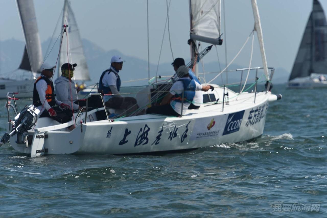 白露天小风考验显实力,CCOR航线赛冠军诞生!