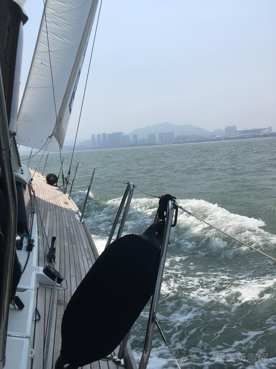 厦门深蓝航海俱乐部