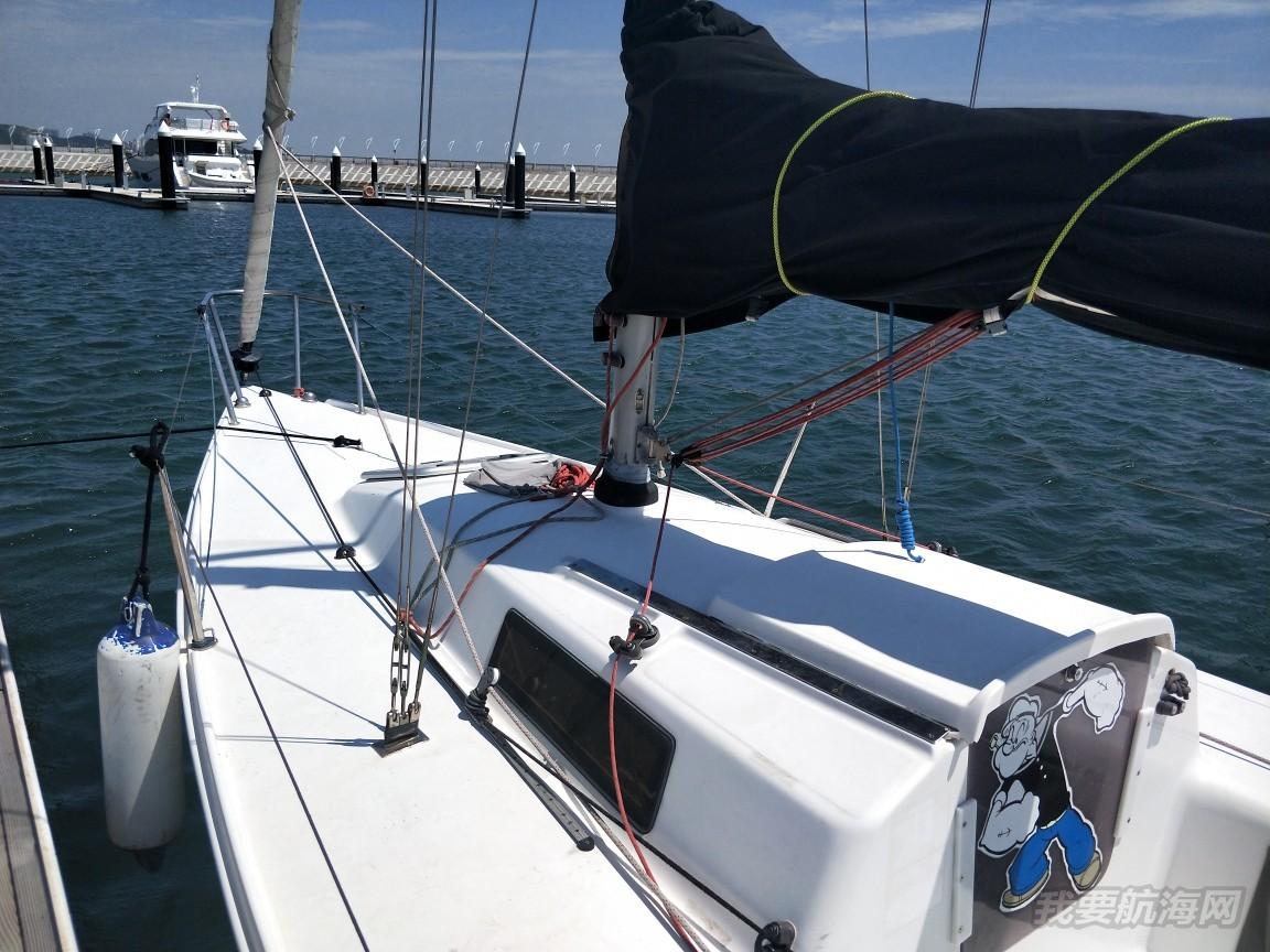 J80帆船转让