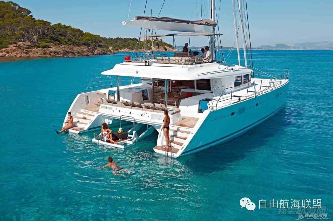 在兰卡威买全新的蓝高450双体帆船需要多少钱