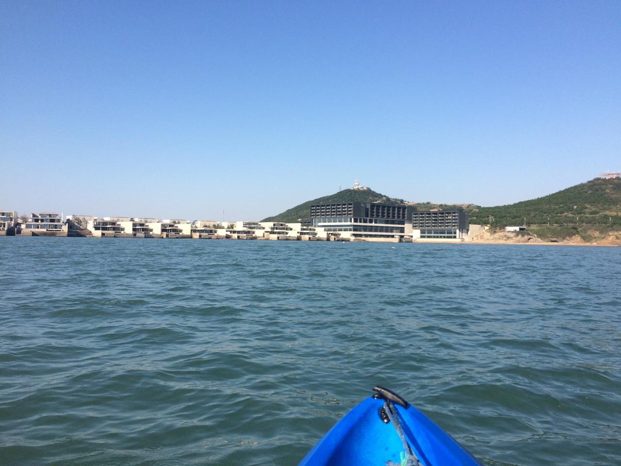 不忘初心,阳帆再出发!(一)国庆青岛日照百公里划艇