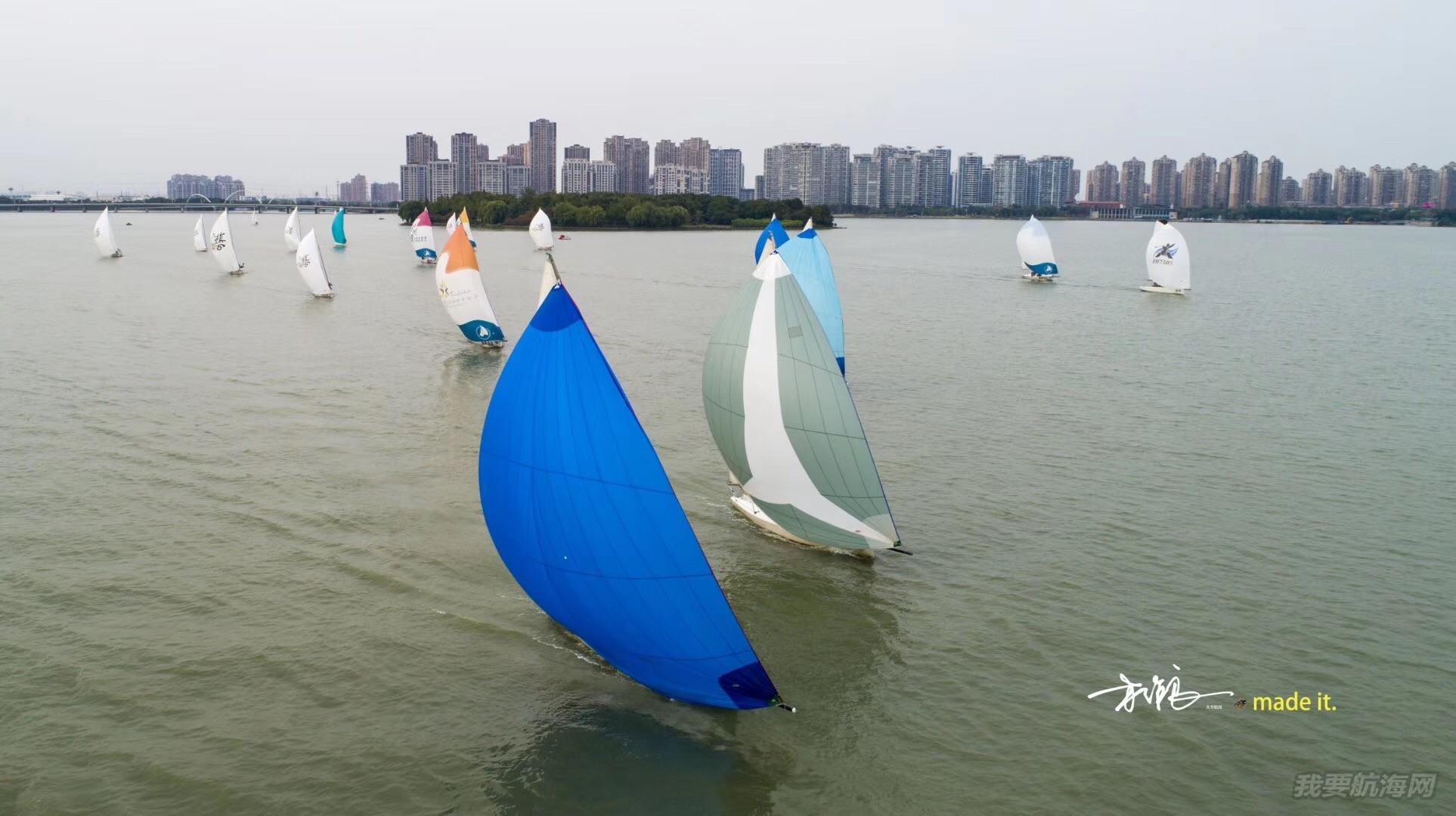 转眼就到10月,金鸡湖上走一走