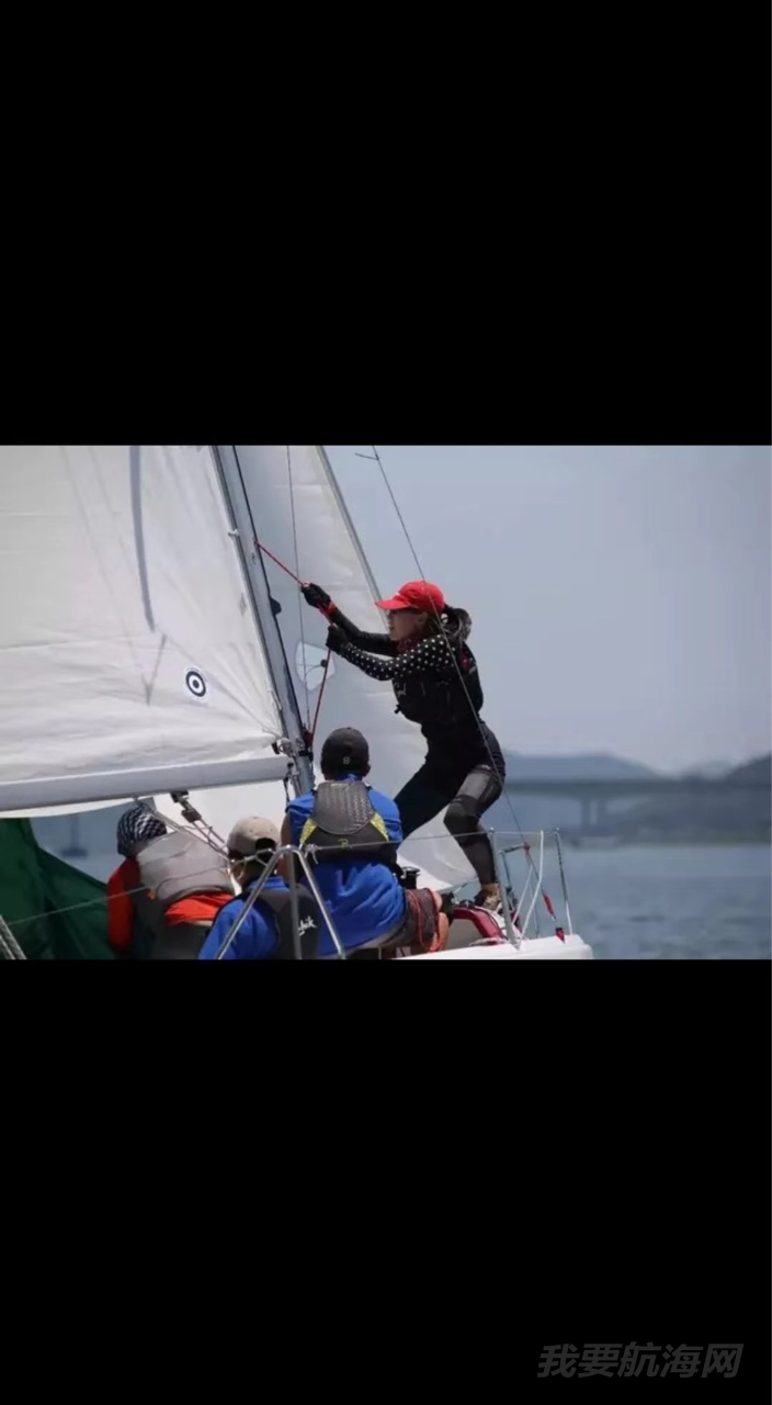 帆船初体验-万博鱼杯帆船赛