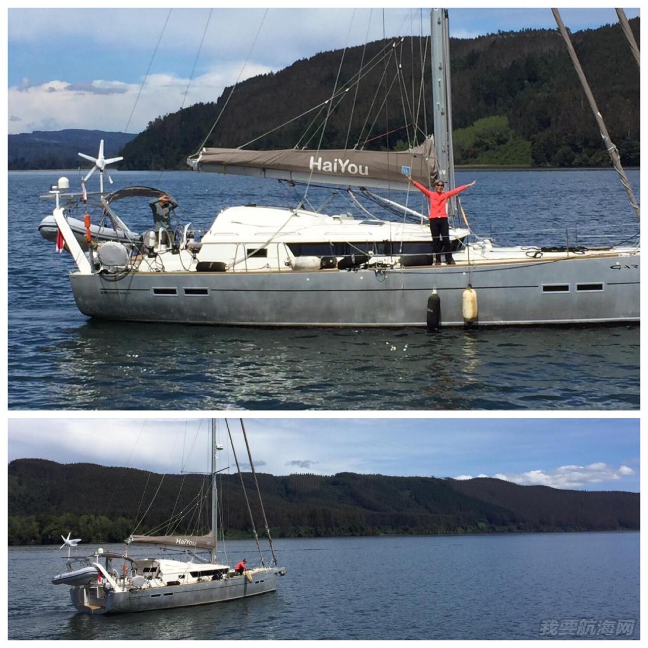 《海角孤舟》(81)大浪压顶 船舱进水