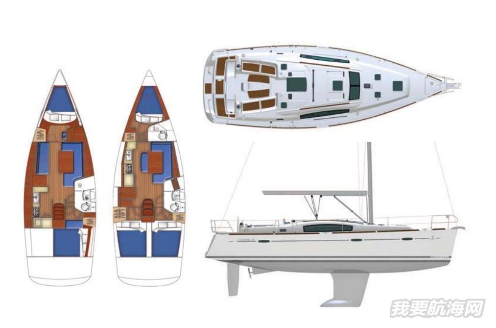 出售法国二手游艇