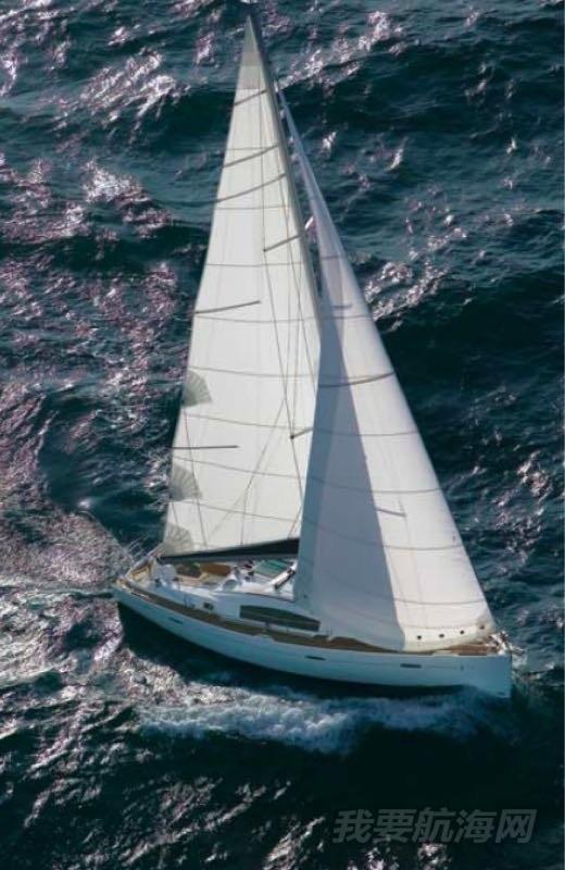 在售法国博纳多Oceanis40