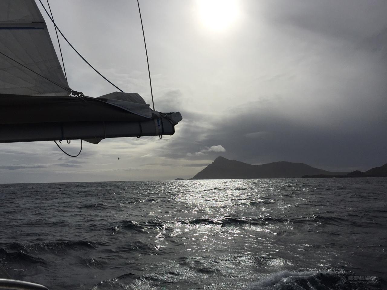 《海角孤舟》(89)过德雷克海峡