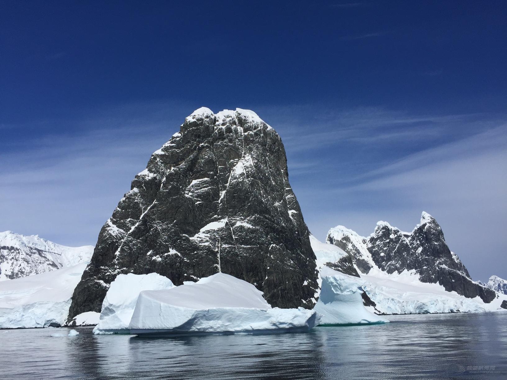 《海角孤舟》(98)清纯冰爽南极水