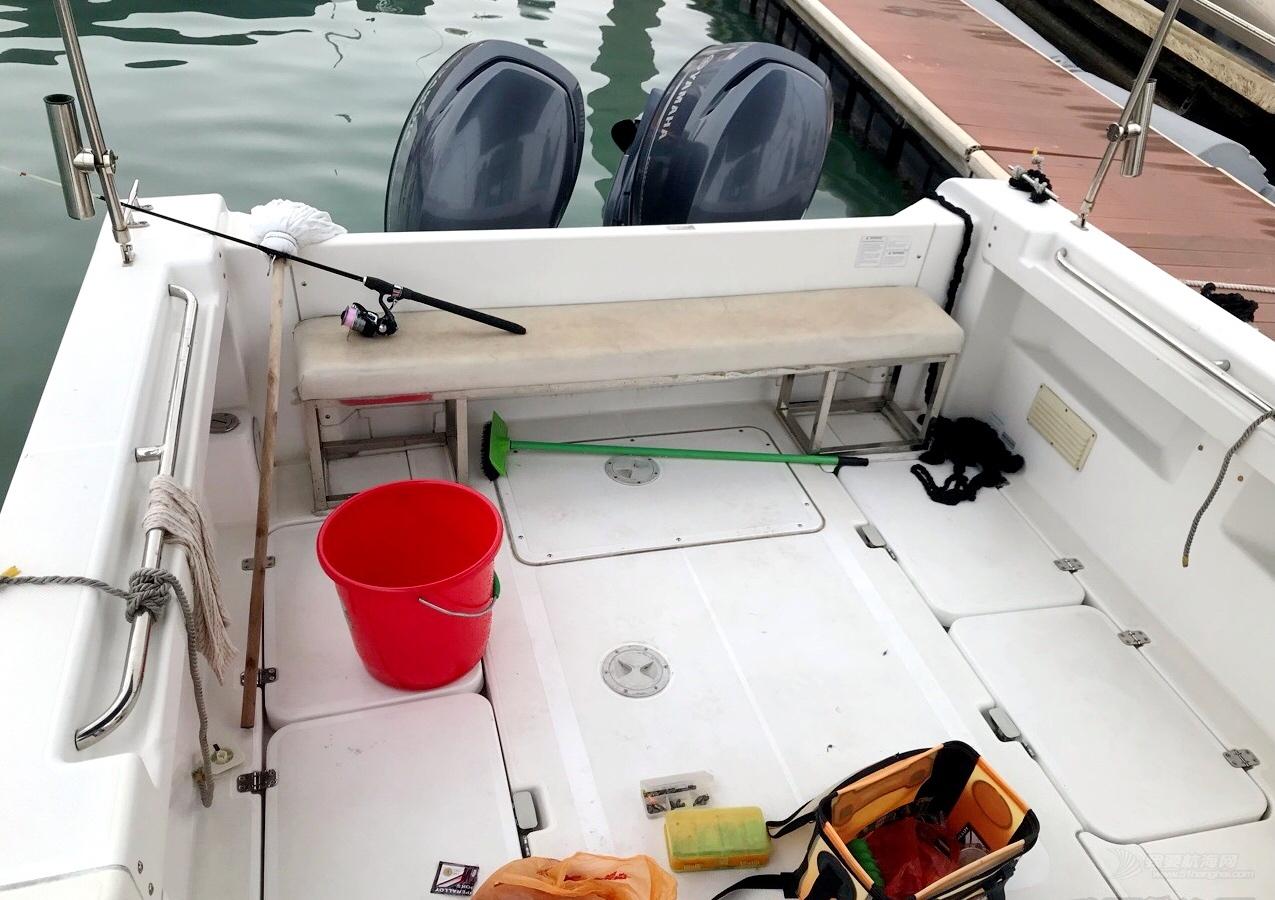 雅马哈8.7米休闲钓鱼艇YF-310