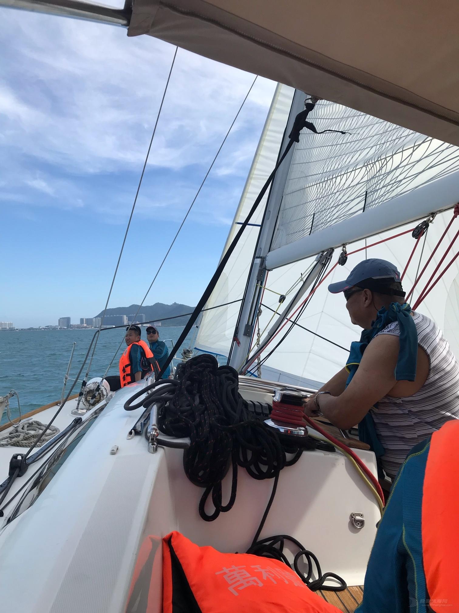 45尺亚诺帆船出售