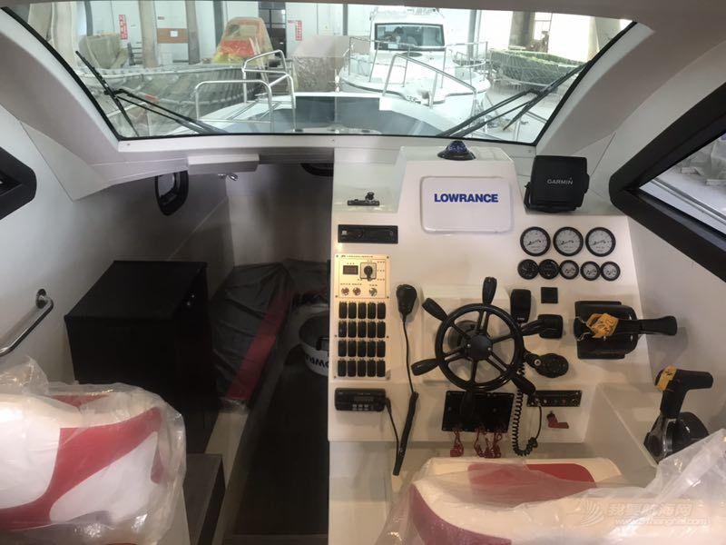 12.5米专业钓鱼艇