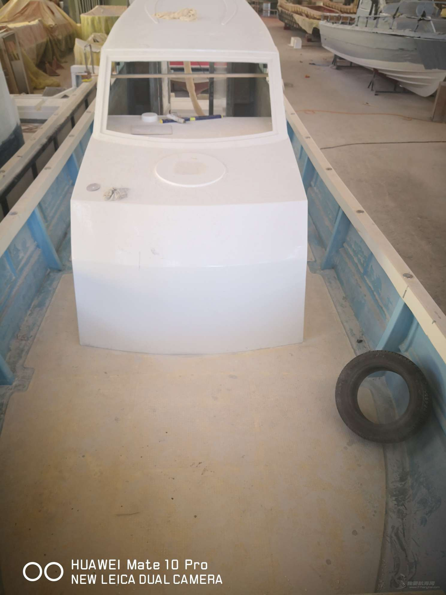 10.9米大空间钓鱼艇