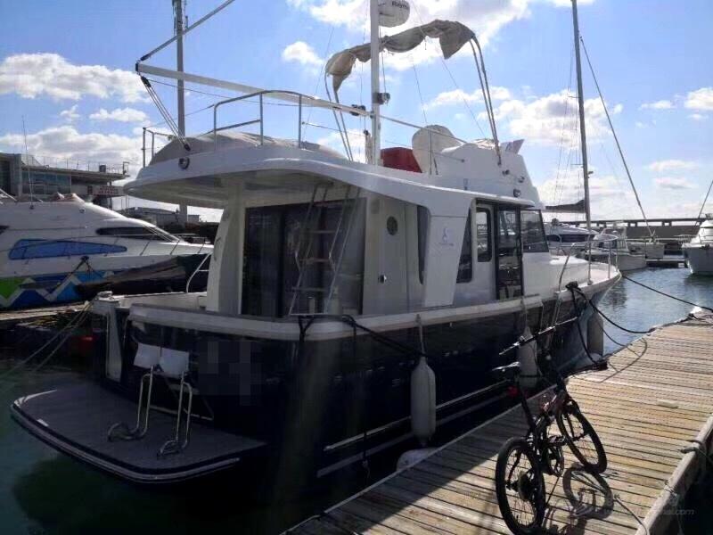 进口博纳多思乐34英尺法式典雅型游艇