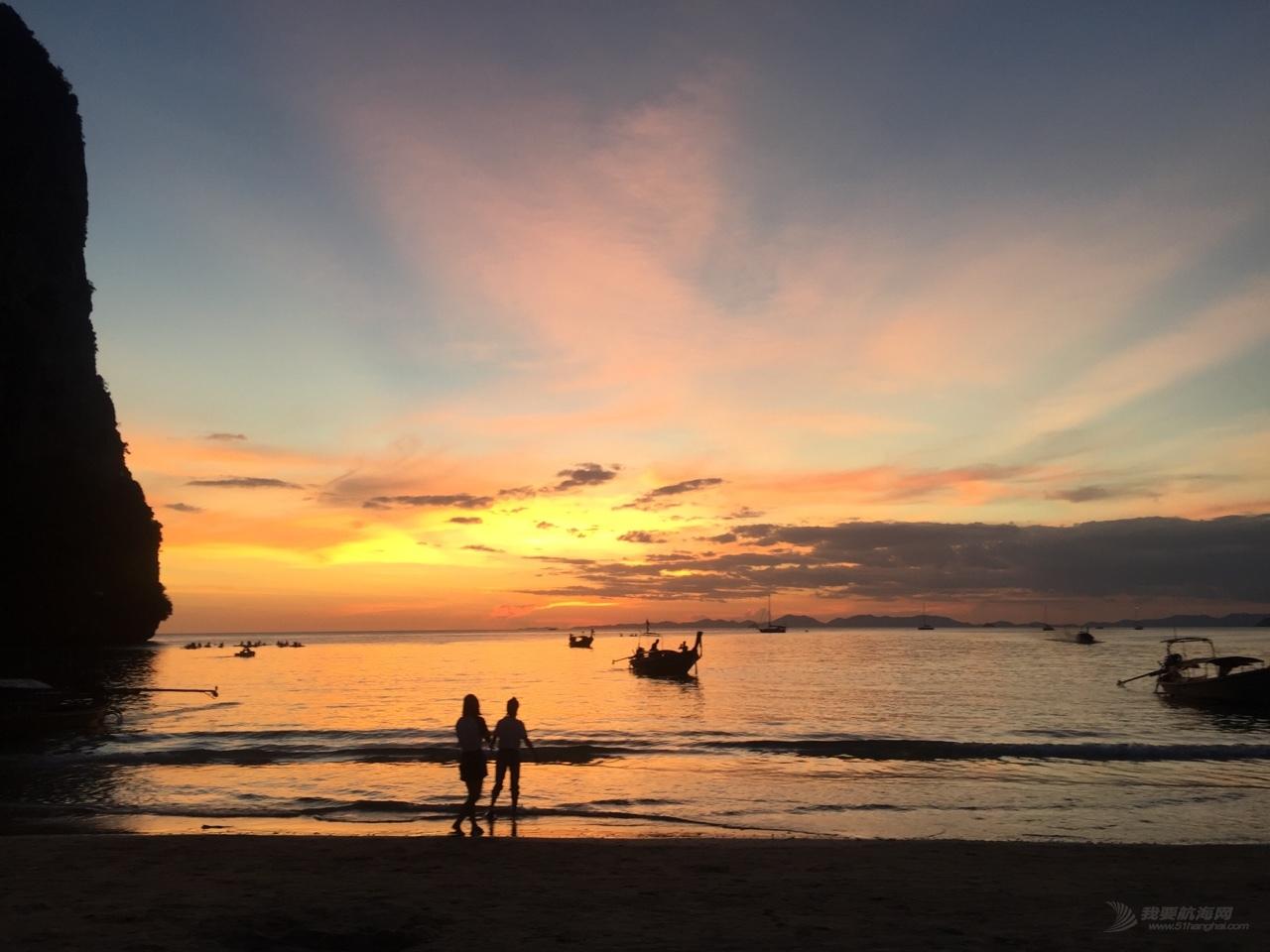 与琼同行一帆船体验泰国普吉招募计划
