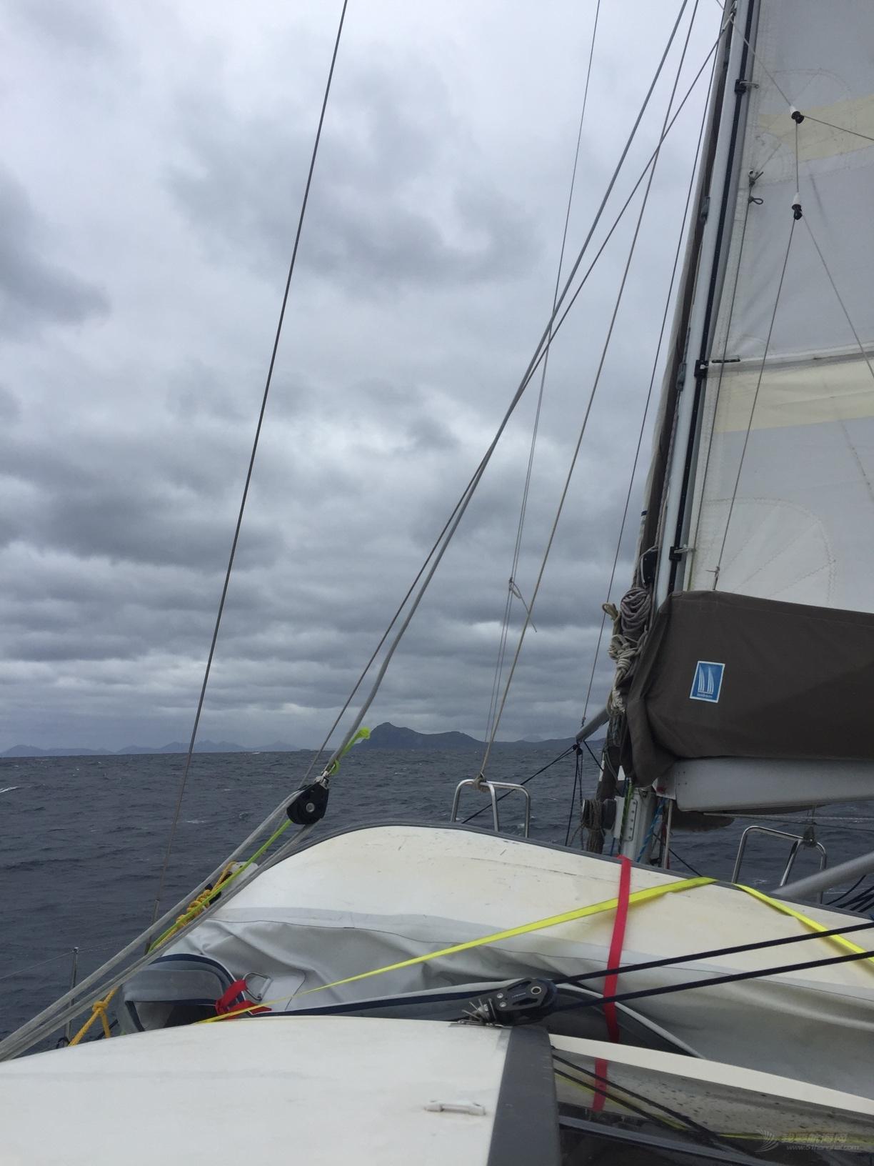 《海角孤舟》(100)再见了!南极