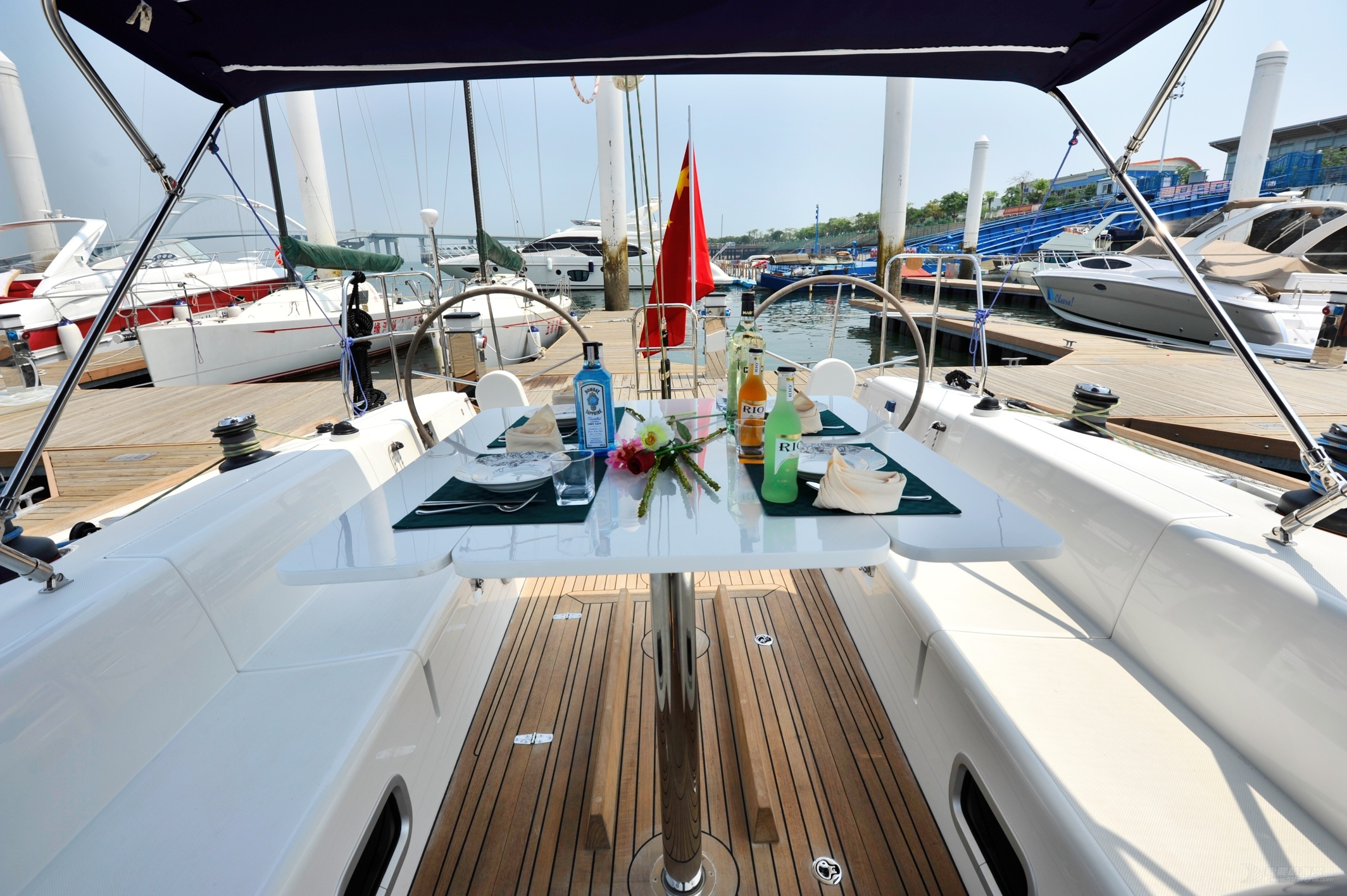 Sailiner 50英尺竞赛休闲帆船
