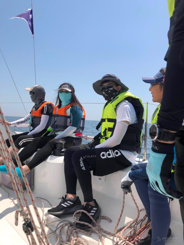 2019秦皇岛鸿洲国际帆船赛-帆船初体验