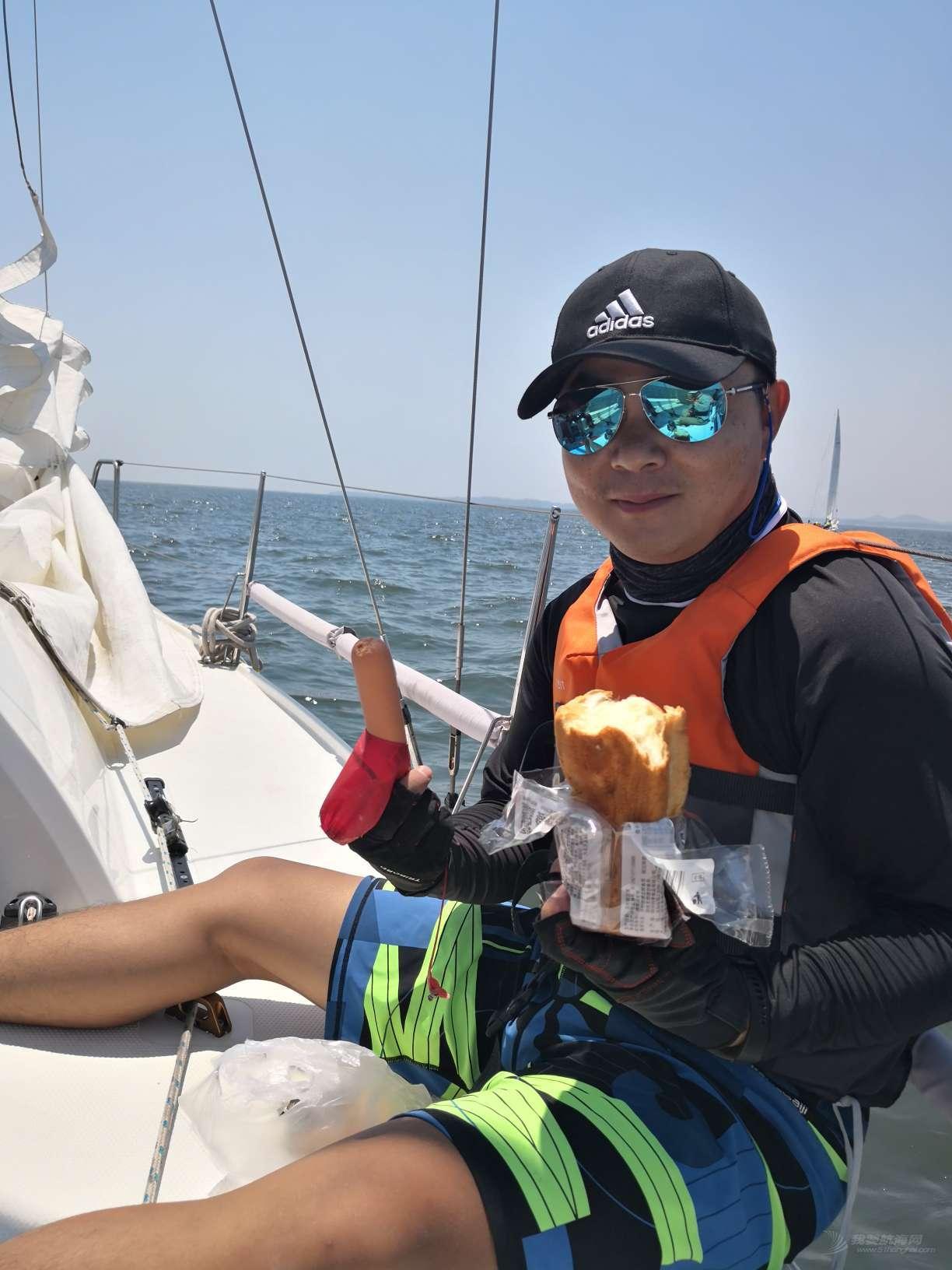 帆船菜鸟之赛事初体验