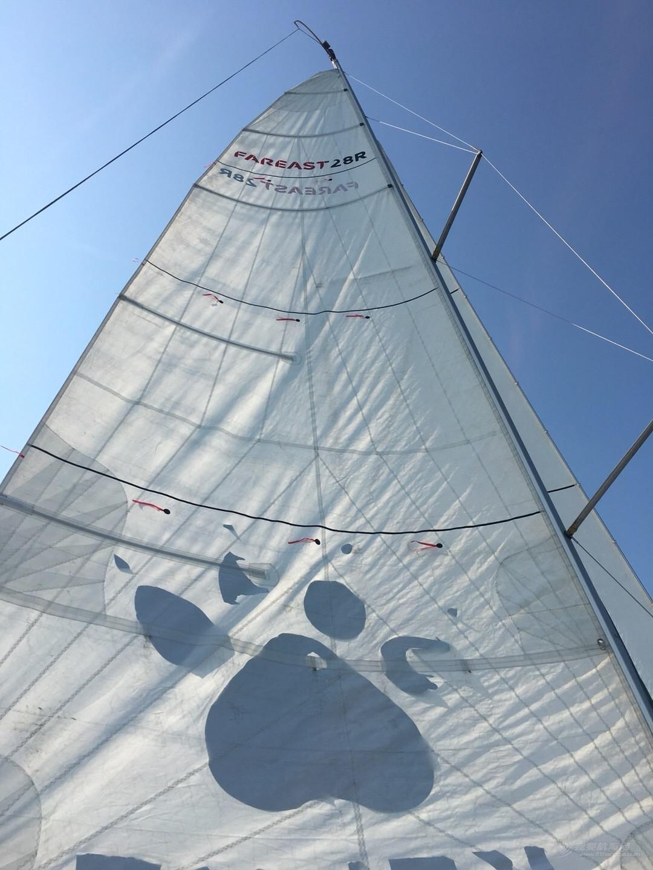 帆船,换个角度看世界!