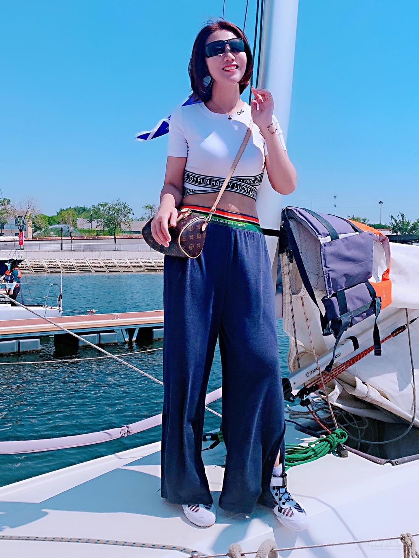 鸿州国际帆船赛