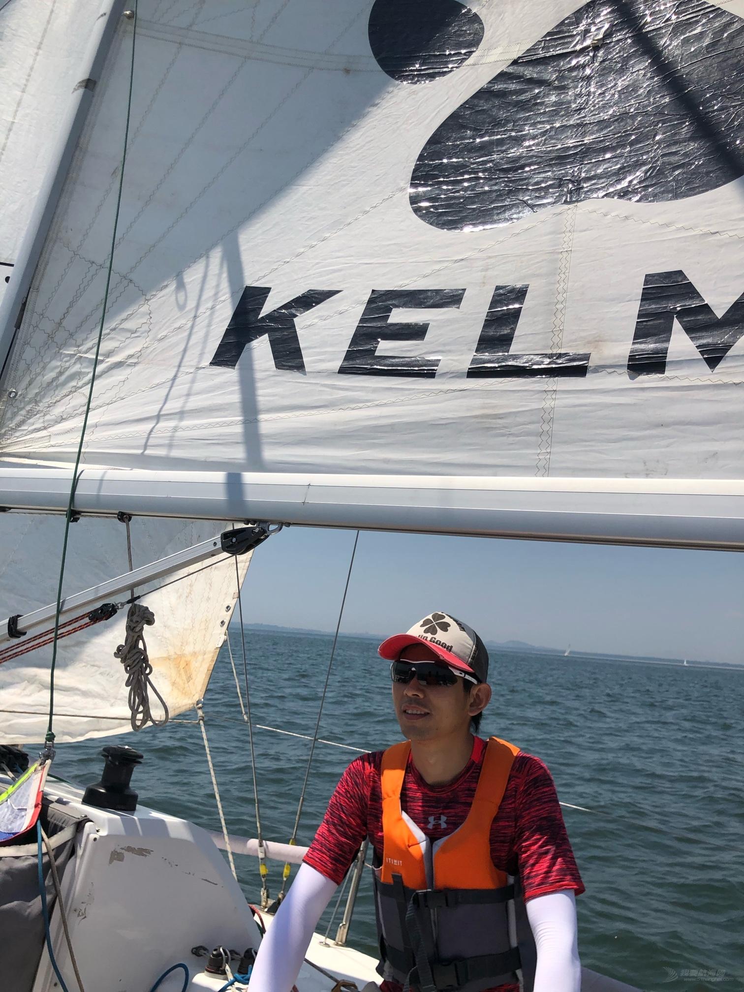 鸿洲国际帆船赛-参赛经历分享